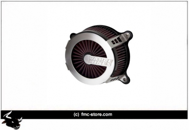 V&H VO2 Cage fighter air intake brushed finish