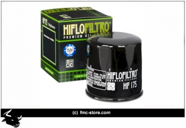 OIL FILTER SPIN-ON Ersatzpatrone SCHWARZ  CHIEF 111 ABS-Klassiker  2015-2016