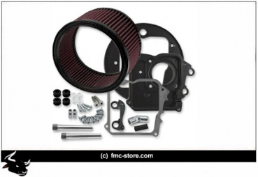S & S® LUFTFILTER-, KIT, STOCK EFI, THROTTLE BY WIRE  CHIEFTAIN 111 ABS   2014-2015