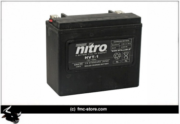 NITRO HVT BATTERY  12V, 18AH. 310 CCA  97-03(NU)XL