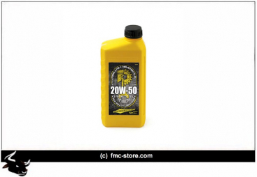 MCS 20W50 (FULL SYNTHETIC) MOTOR OIL  1 LITER DOSE