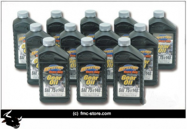 SPECTRO PLATINUM GETRIEBE ÖL 85W-140 SYNTHETIC   4/5 GANG GETRIEBE 1 QT / 949 ml Bottle