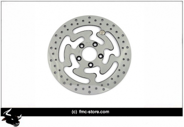 BRAKE ROTOR POLISHED SS