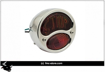 NSC 28 TAILLIGHT REGULAR STOP LENS