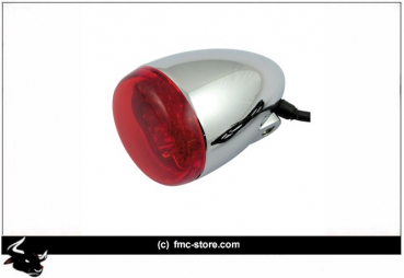 NO SCHOOL CHOPPERS 44 REPL TAIL LIGHT