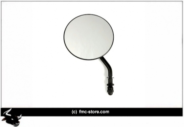 MIRROR ROUND CUSTOM, LEFT