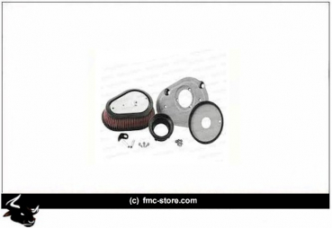 K&N TWIN CAM AIRCLEANER ASSEMBLY