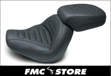 Mustang Touring Solo Driver seat black
