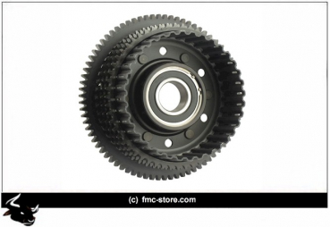 CLUTCH SHELL & SPROCKET 91-03 XL(NU