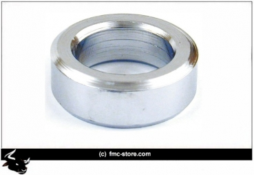 AXLE SPACER, ZINC PLATED