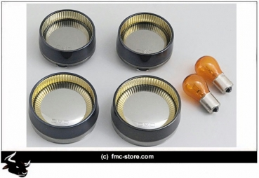 BULLET TURNSIGNAL LENS KIT XL1200