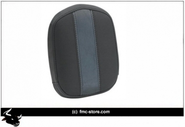 SISSY BAR PAD BLACK VINYL INDIAN