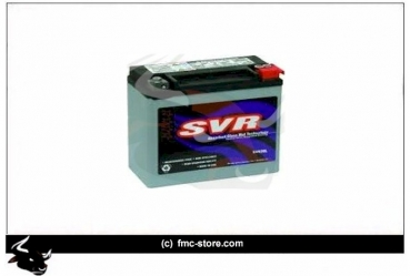 SVR, AGM BATTERY, 12V, 18AMP FÜR ALLE FAT BOB