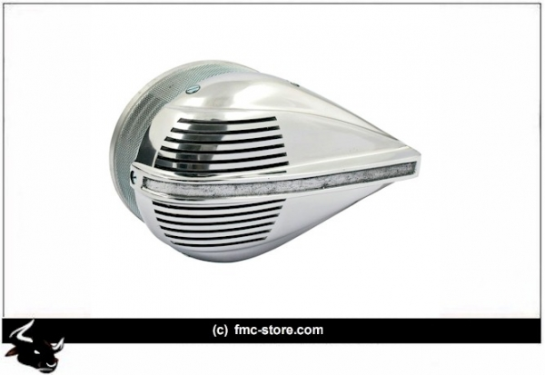 AIRCLEANER HOUSING, TEARDROP HORN