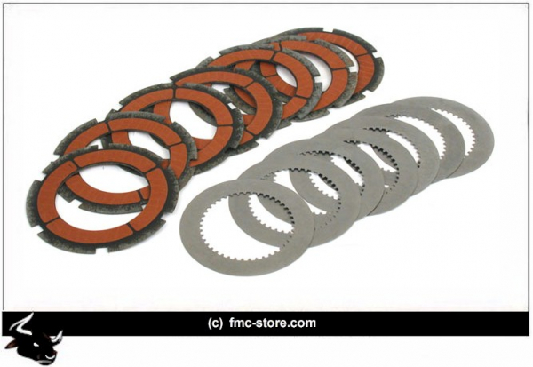 BARNETT SCORPION REPL. CLUTCH PLATE KIT